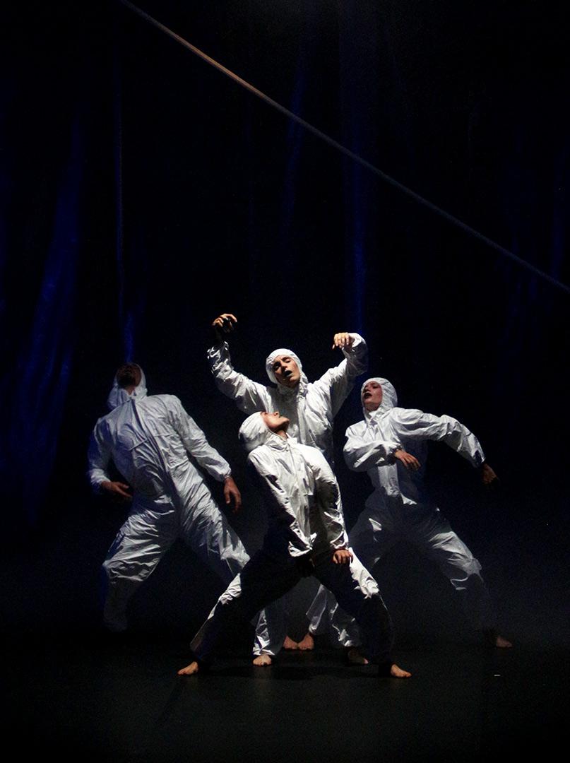 Vivant Chorégraphie Marie-Claude Pietragalla et Julien Derouault Photo Pascal Elliott