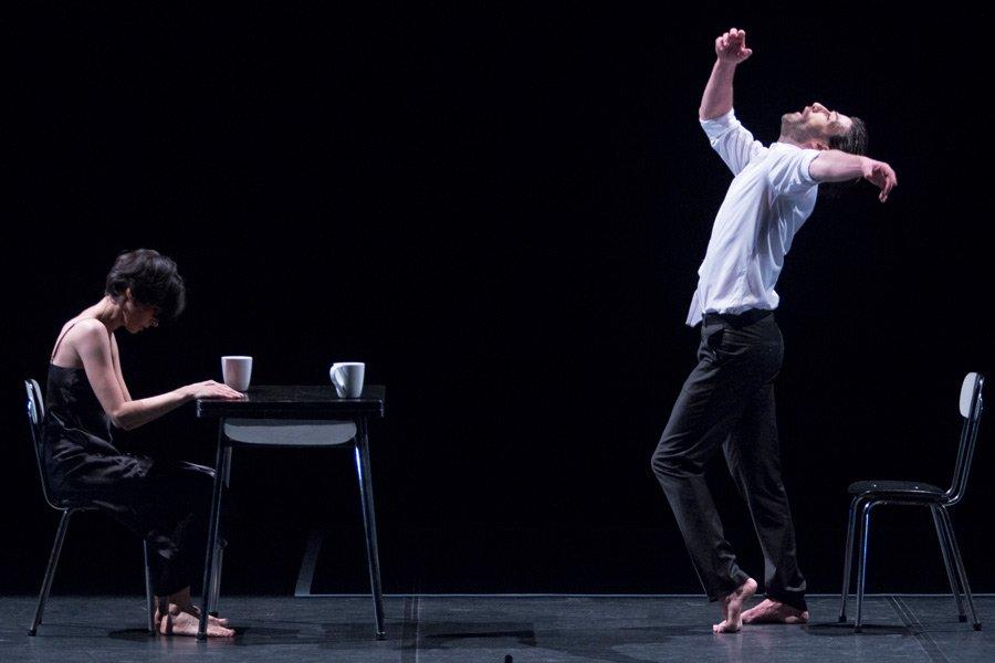 Je t'ai rencontré par hasard Chorégraphie Marie-Claude Pietragalla et Julien Derouault Photo Pascal Elliott