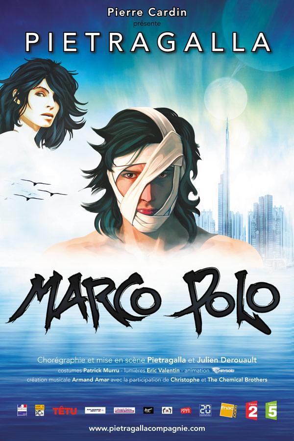 Marco Polo Chorégraphie Marie-Claude Pietragalla et Julien Derouault Photo Pascal Elliott