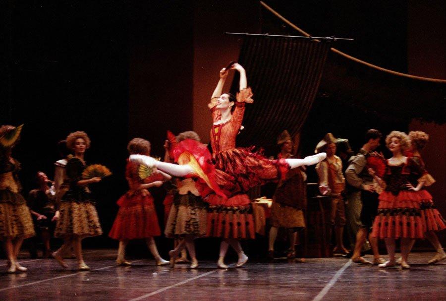 Don Quichotte Marie-Claude Pietragalla Photo Pascal Elliott