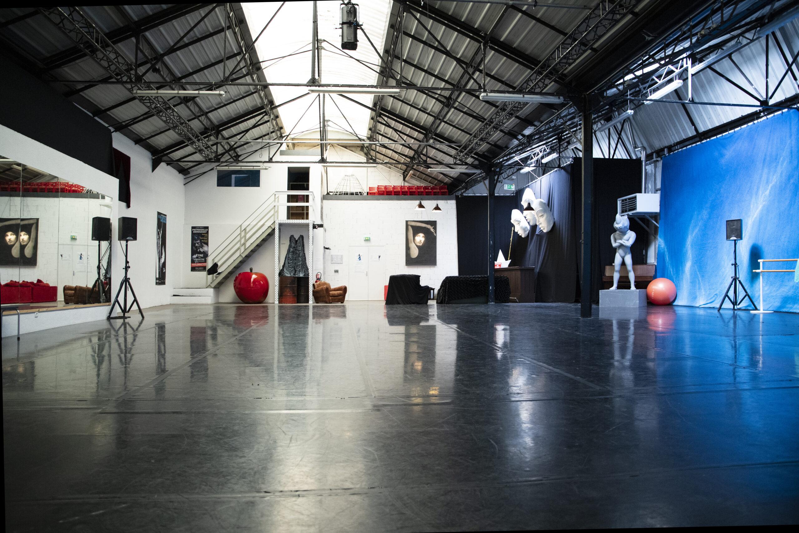 Studio du Théâtre du Corps Pietragalla Derouault